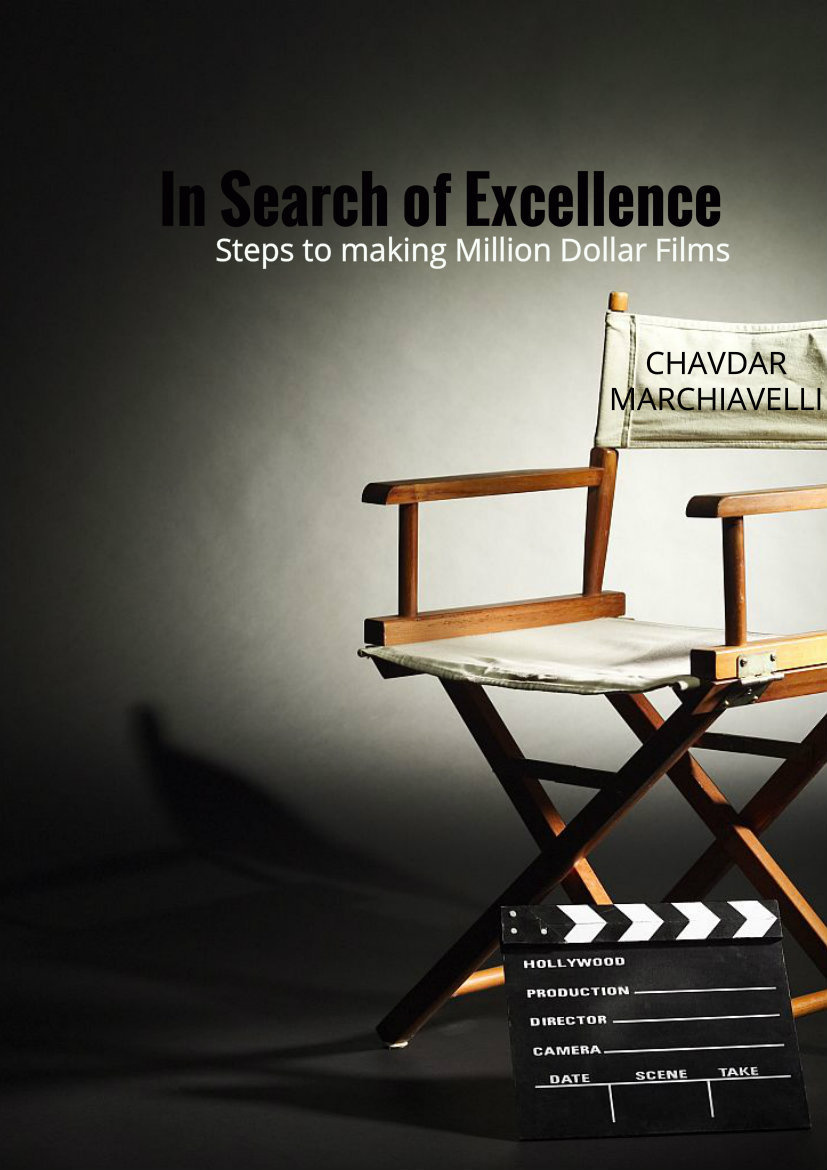 in search for excellence Peters and waterman, 'in search of excellence' the following quote is from another of the 20th century's most significant management best sellers, tom peters and robert waterman's 1982 classic, in search of excellence.