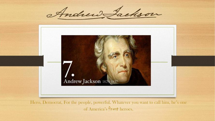 dbq how democratic was andrew jackson Dbq andrew jackson democratic he wanted them to have a voice, which is why he believed in democracy but the way that he acted wrought his political career was not democratic at all andrew jackson cacao millipedes to changed many things in the government without the peoples vote.