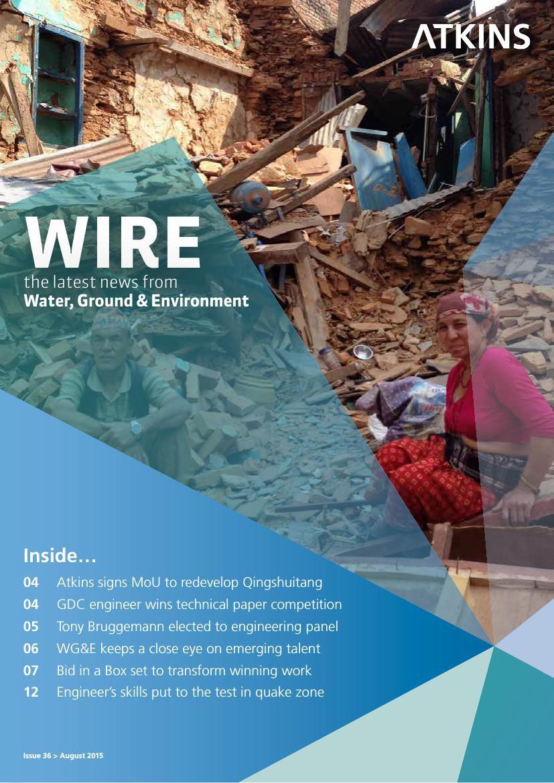 Wire Aug 2015 by Steve Bird - Flipsnack