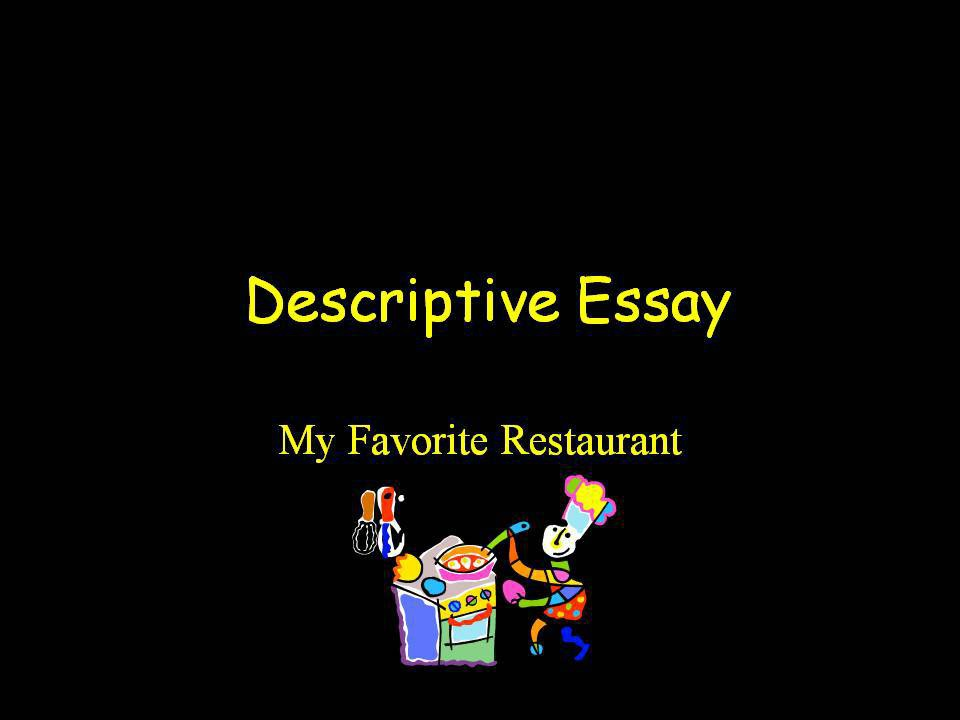 descriptive essay my favorite vacation My summer vacation essays is descriptive descriptive essay is the one, that contains detailed description of the event or thing given in the topic i like writing descriptive essays, as they are giving you the opportunity to think and express your thoughts in the best way.