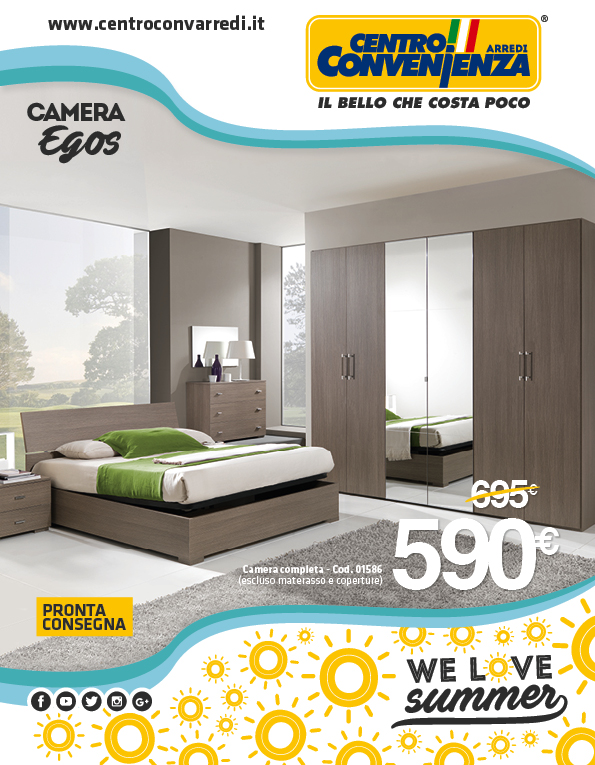 Centro convenienza arredi catalogo estate 2016 by centro for Fiusco arredi catalogo